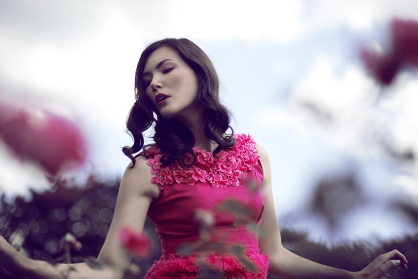 Jardin Love- Luxxy Magazine by DmajicPhotography