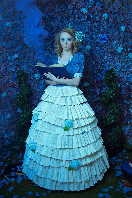 The Garden Story WeaverIIII by DmajicPhotography