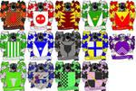 Game of Thrones RPG Heraldry