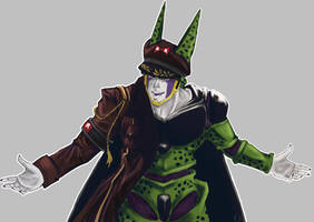 Supreme Commander Cell by radfel