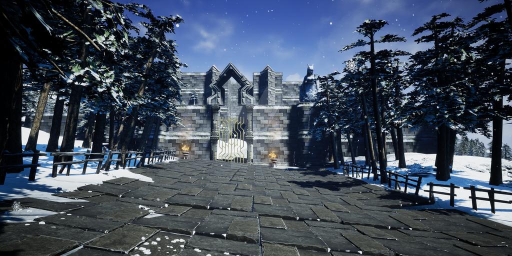 Unreal Engine 4 City