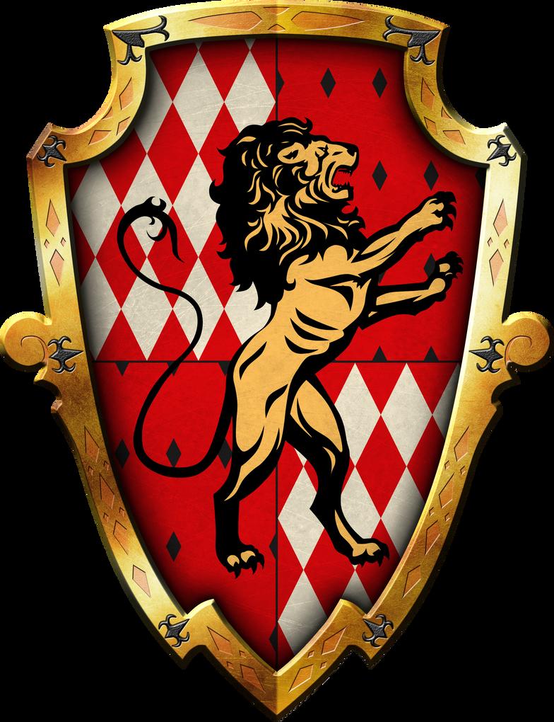 Gryffindor Crest by GeijvonTaen on DeviantArt