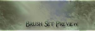 PS Brush set 1
