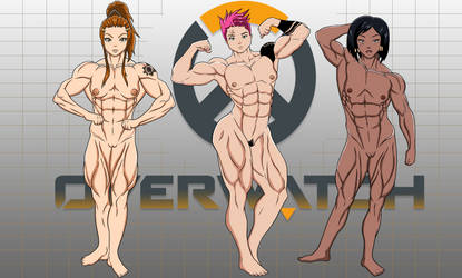 Overwatch Competitive Season by ambientx7