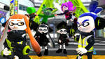 Splatoon - Dark Squid Vengeance