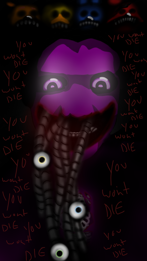 Purpleman You Wont Die By Captaincrunch1950-daqiw6 by captaincrunch1950