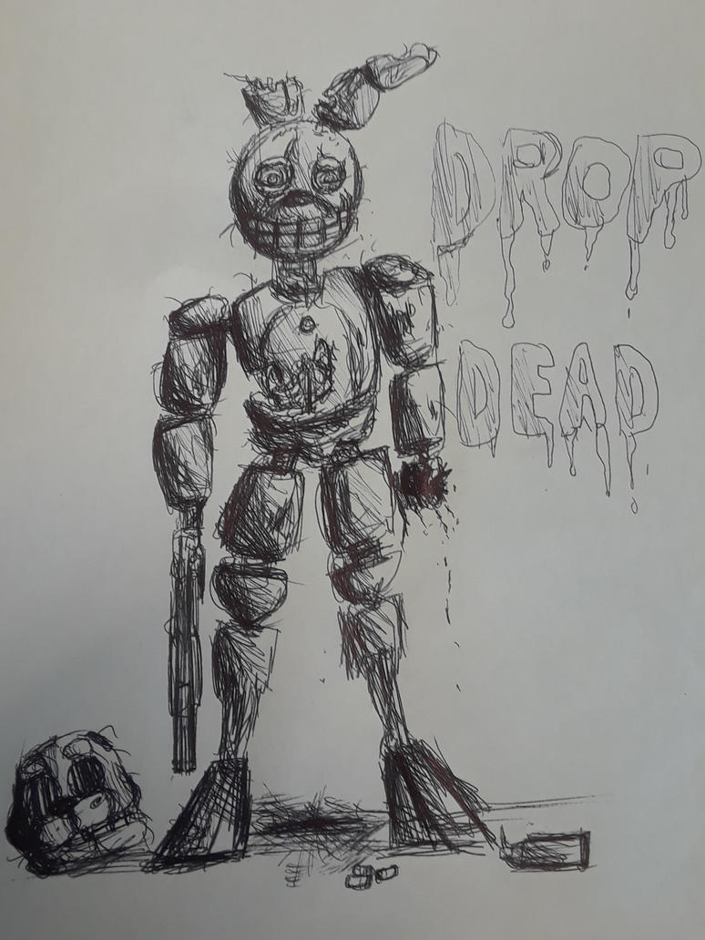 drop dead by captaincrunch1950