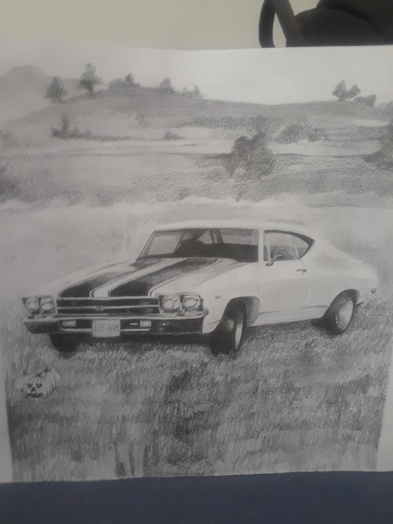 69 Chevelle by captaincrunch1950