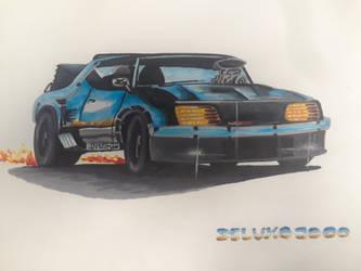 Deluxe 2000 by captaincrunch1950