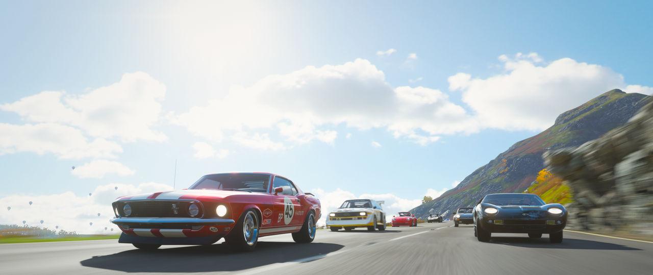 Forza Horizon 4 Epic Race! by captaincrunch1950