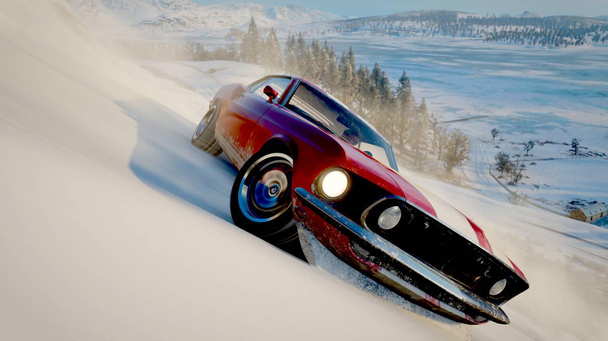 SNOW by captaincrunch1950