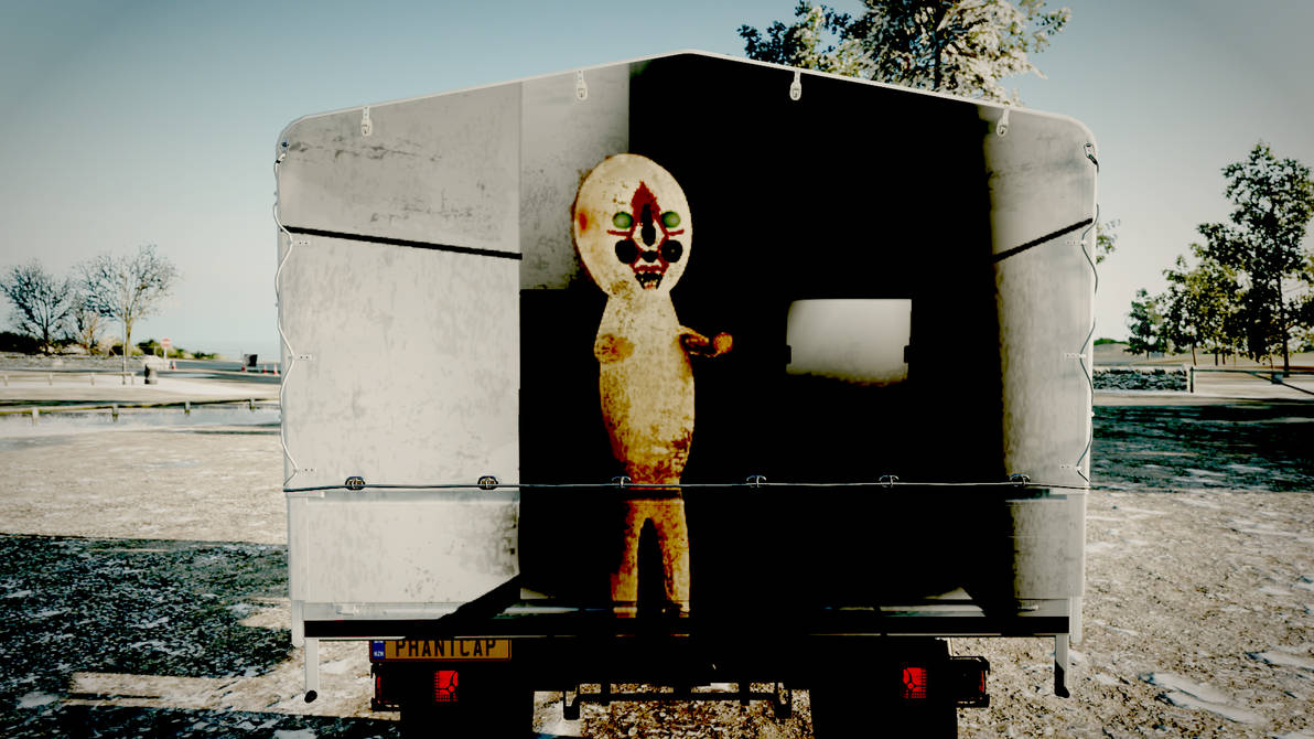 SCP-173 in FH4 by captaincrunch1950