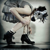Zebra Lala by Alyz