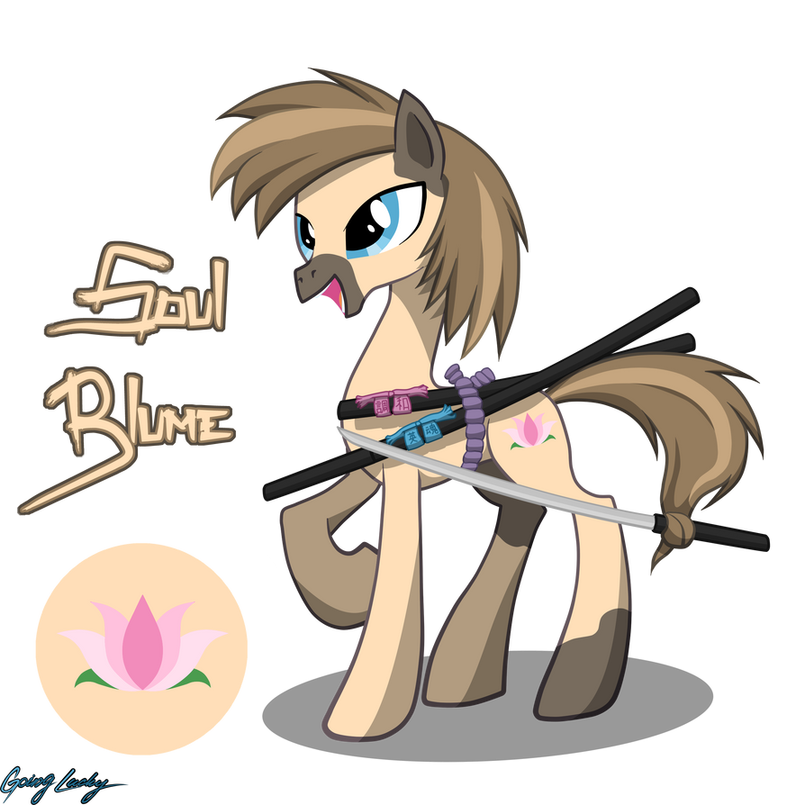 [RP Caracter] Soul Blume by GoingLucky