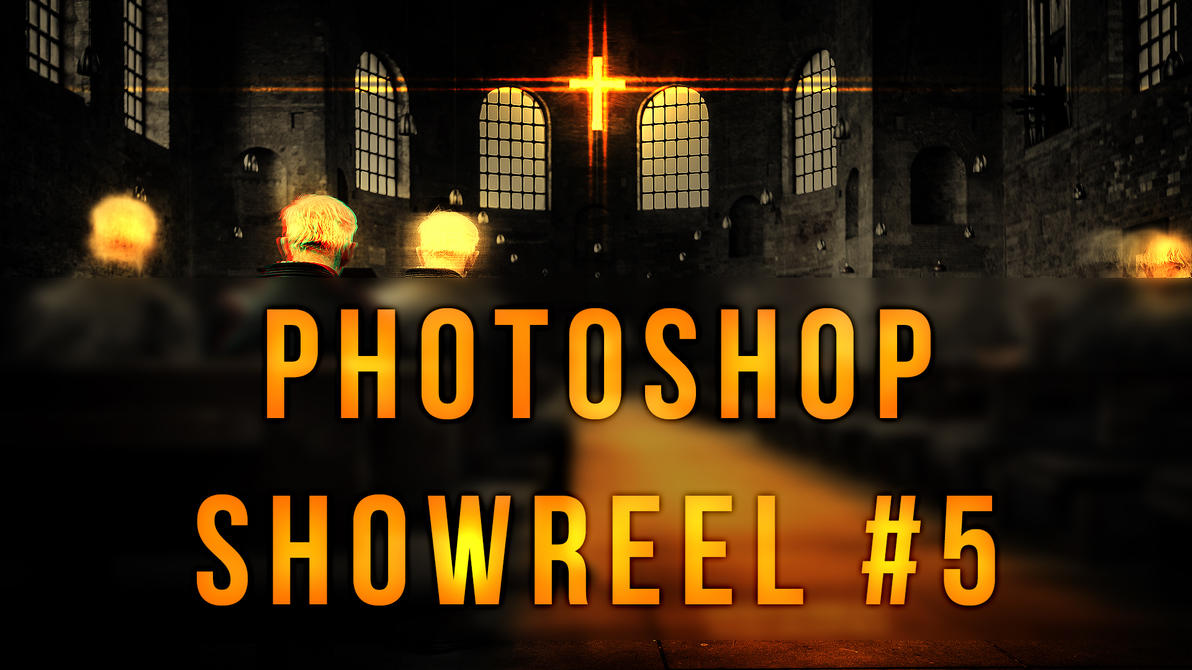 Photoshop Showreel #5 - #kzOFFBEAT by kzOFFBEAT