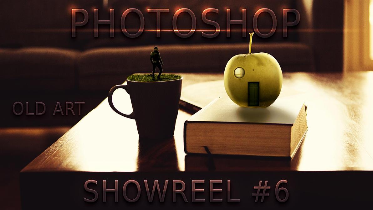 Photoshop Showreel #6 - #kzOFFBEAT by kzOFFBEAT