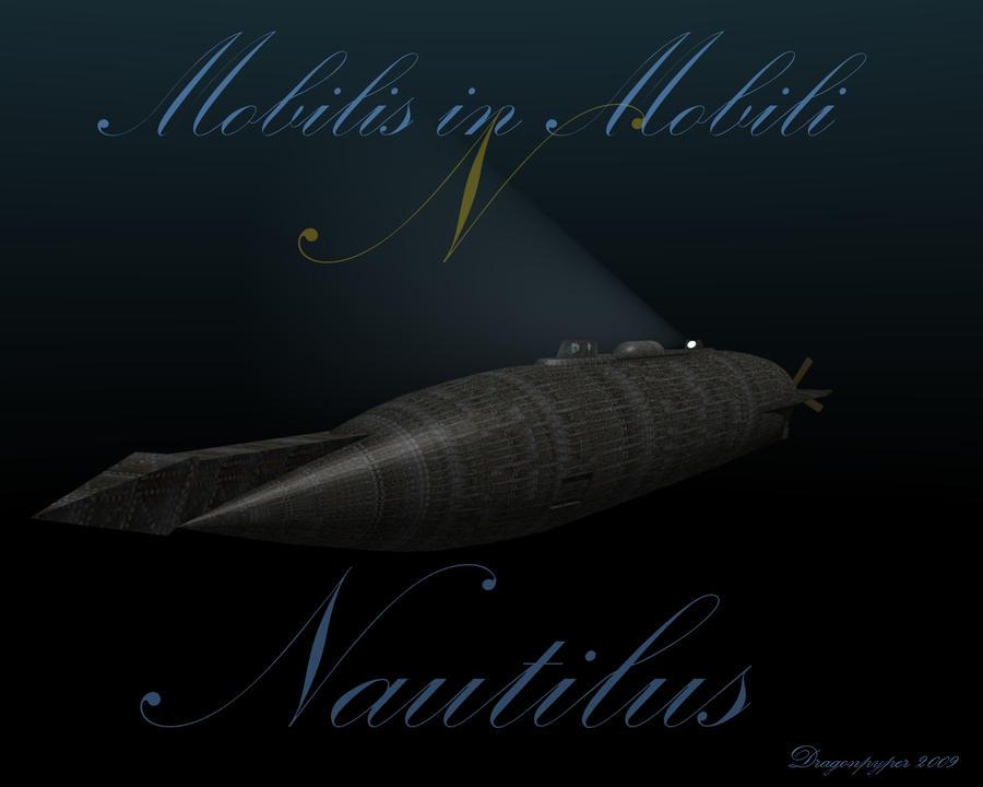 The Nautilus by dragonpyper