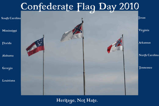 Confederate Flag Day 2010