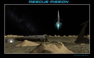 Rescue Mission by dragonpyper