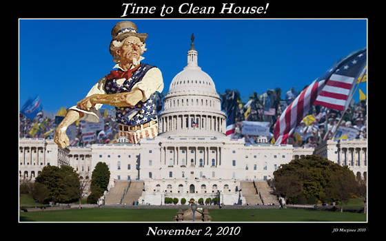 Time to Clean House
