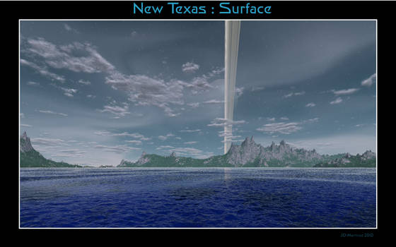 New Texas Surface