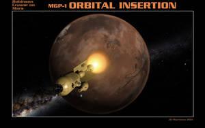 MGP-1 Orbital Insertion by dragonpyper