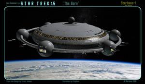 Star Trek 1.5 The Barn - Starbase 1 by dragonpyper
