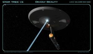Star Trek 1.5 Deadly Beauty by dragonpyper