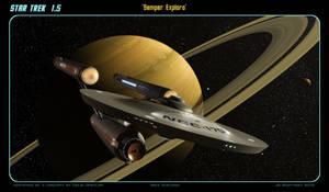 Semper Exploro by dragonpyper