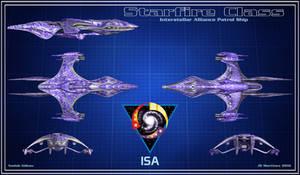 Starfire Class Ortho by dragonpyper