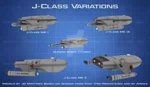 J-Class Variations