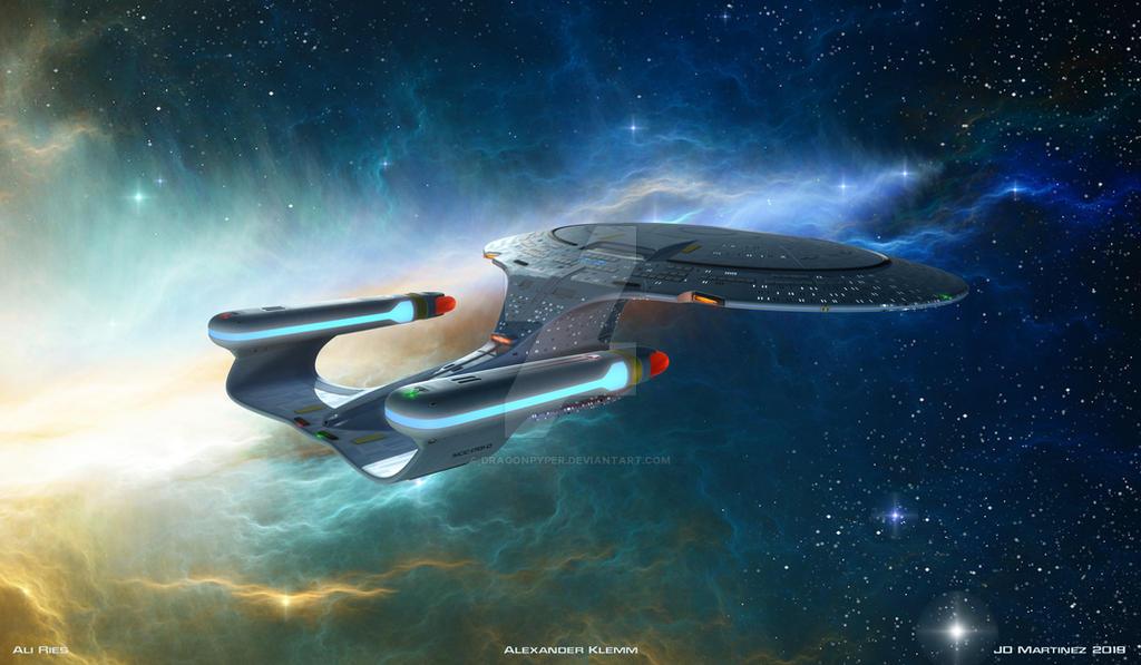 Proberts Enterprise by dragonpyper