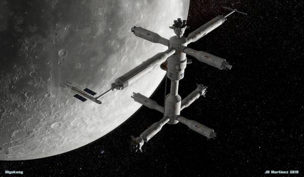 Centauri Dock and Meta Probe