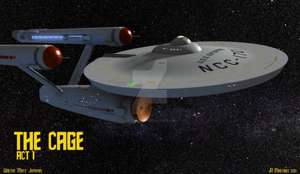 STAR TREK The Cage 2