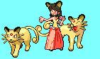 persian trainer by Anime-Freak-Girl