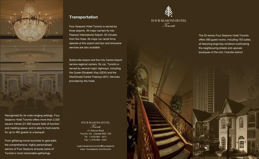 Hotel Brochure Template Free  BesikEightyCo