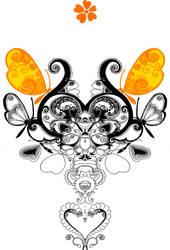 Catterpillar-Butterfly