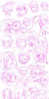 Sketches 11 by Nino5571