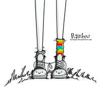 Rainbow by Latefah
