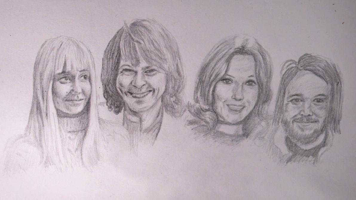 ABBA by MAdZeMATix