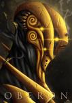 Oberon (WARFRAME) by hulja
