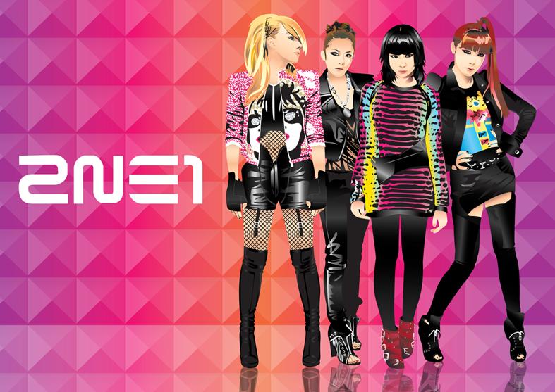 2NE1 by Sizin
