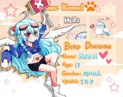 [AK] Hani is bax by Pyoki