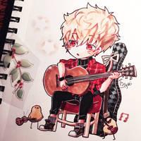 Gimme Your Guitar Titan by Pyoki