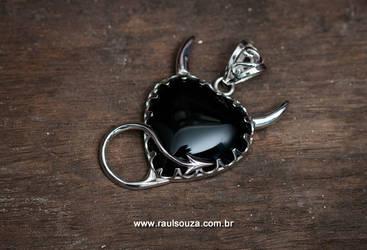 Dark Heart by raulsouza
