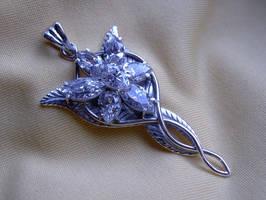 Evenstar - Arwen s Pendant