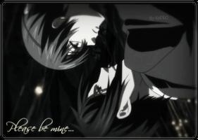 Sebastian x Ciel - Please be mine by KNPRO