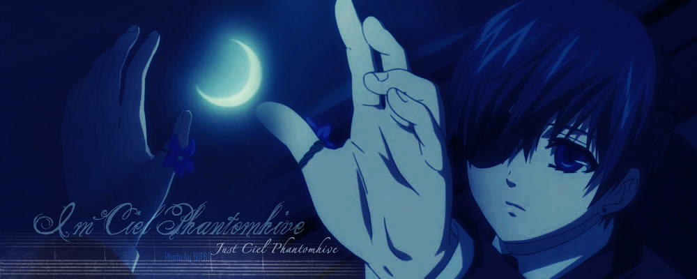 Kuroshitsuji - I'm Ciel Phantomhive by KNPRO