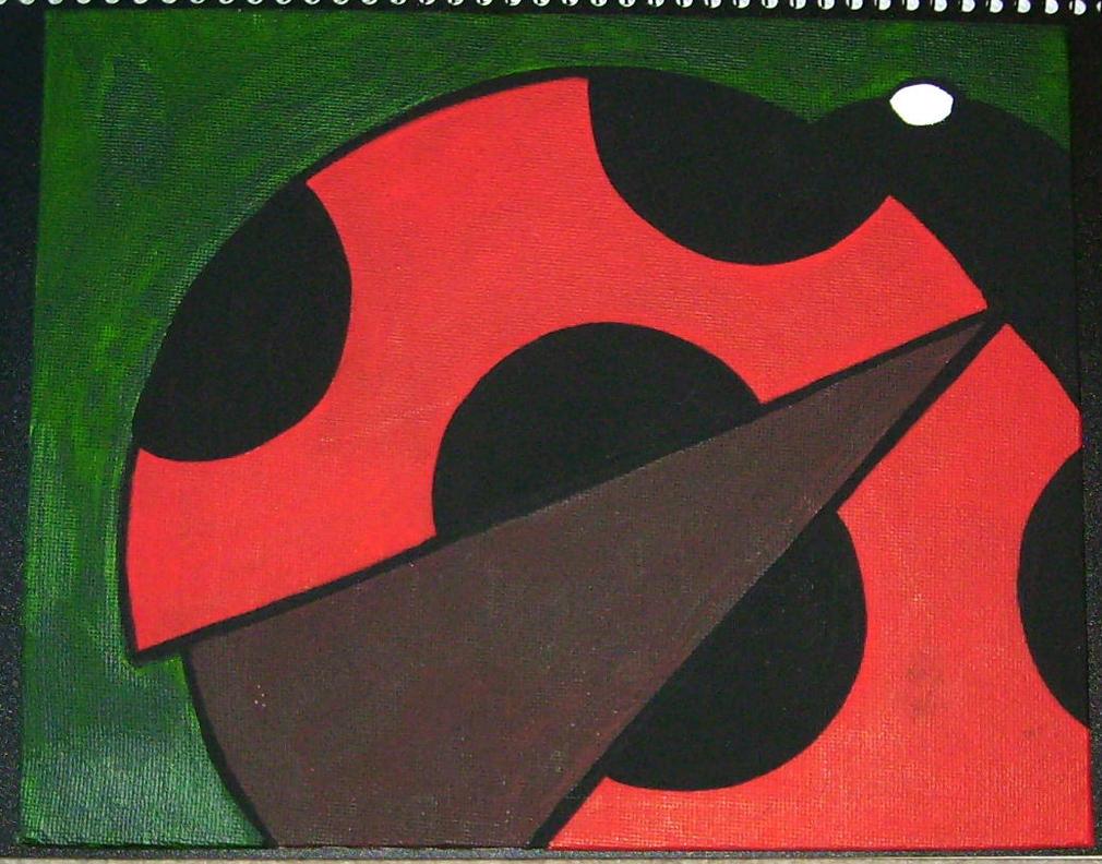 Ladybird by jemisard