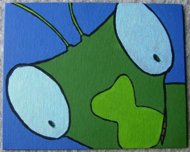 Mantis by jemisard